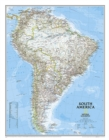 Image for South America Classic, Enlarged &, Laminated : Wall Maps Continents
