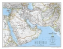 Image for Middle East, Tubed : Wall Maps Countries & Regions