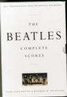 Image for The Beatles  : complete scores