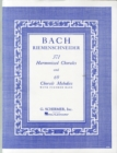 Image for 371 Harmonized Chorales and 69 Chorale Melodies