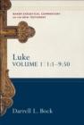 Image for Luke : 1:1-9:50