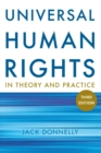 Image for Universal human rights in theory and practice