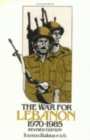 Image for The War for Lebanon, 1970-1985