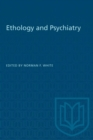 Image for Ethology and Psychiatry