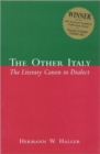 Image for The Other Italy : The Literary Canon in Dialect