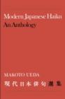 Image for Modern Japanese Haiku : An Anthology