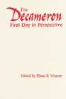 Image for The Decameron First Day in Perspective