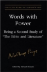 Image for Words With Power : Being a Second Study of 'The Bible and Literature'