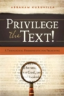 Image for Privilege The Text!