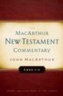 Image for Luke 1-5 Macarthur New Testament Commentary