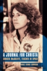 Image for A Journal for Christa : Christa McAuliffe, Teacher in Space