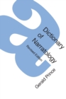 Image for A dictionary of narratology