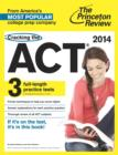 Image for Cracking the ACT with 3 practice tests