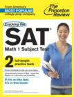 Image for Cracking The Sat Math 1 Subject Test
