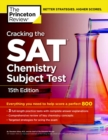 Image for Cracking The Sat Chemistry Subject Test, 15th Edition
