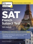 Image for Cracking The Sat French Subject Test, 15th Edition