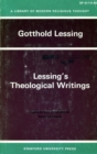 Image for Lessing's Theological Writings : Selections in Translation