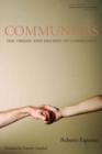 Image for Communitas  : the origin and destiny of community