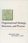 Image for Organizational strategy, structure, and process