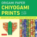 Image for Origami Paper : Chiyogami Prints