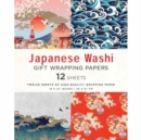 Image for Japanese Washi Gift Wrapping Papers 12 Sheets : High-Quality 18 x 24 inch (45 x 61 cm) Wrapping Paper