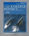 Image for Study Guide for College Physics, Volume 1