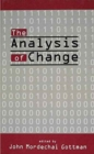 Image for The Analysis of Change