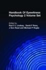 Image for Handbook Of Eyewitness Psychology 2 Volume Set