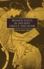 Image for Women Poets in Ancient Greece and Rome