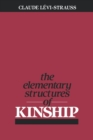 Image for The elementary structures of kinship