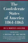 Image for The Confederate States of America, 1861-1865 : A History of the South