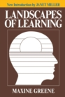 Image for Landscapes of Learning