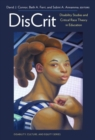 Image for DisCrit  : disability studies and critical race theory in education