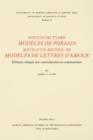 Image for Modáeles de phrases suivis d'un recueil de modáeles de lettres d'amour  : edition critique avec introduction et commentaire par