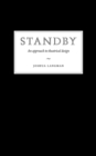 Image for Standby : An Approach to Theatrical Design