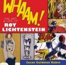 Image for Whaam!  : the art and life of Roy Lichtenstein