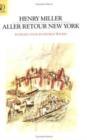 Image for Aller Retour New York - Essays (Paper)
