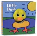 Image for Little Duck: Finger Puppet Book