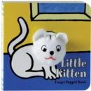 Image for Little Kitten: Finger Puppet Book