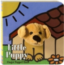 Image for Little Puppy: Finger Puppet Book