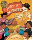 Image for Just a Minute : A Trickster Tale and Counting Book