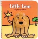 Image for Little lion finger puppet book