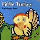 Image for Little turkey finger puppet book