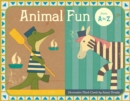 Image for Animal Fun from A to Z Flash Cards : Decorative Flash Cards