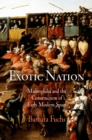Image for Exotic nation  : Maurophilia and the construction of early modern Spain