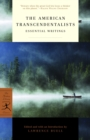 Image for The American Transcendentalists : Essential Writings