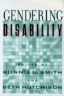 Image for Gendering disability