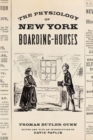 Image for The Physiology of New York Boarding-Houses