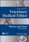 Image for An introduction to veterinary medical ethics