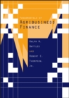 Image for Fundamentals of Agribusiness Finance